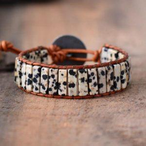 Texas Girl Boho Wristband Bracelet