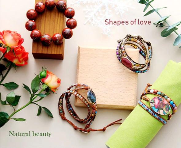 Treasure Jewelry | Bohemian Jewelry inspired by Nature