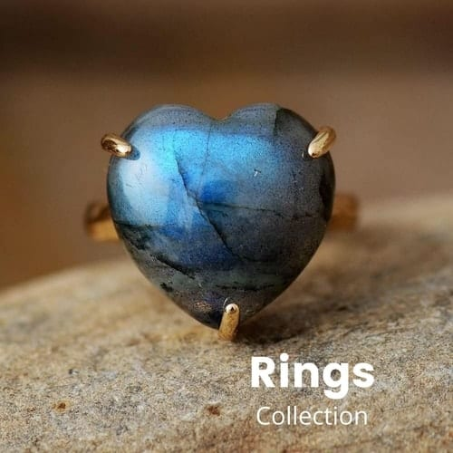 Gemstone Rings Collection | Treasure Jewelry